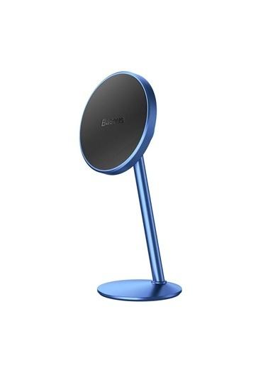 Baseus Little Sun 360 Derece Manyetik Araç Içi Telefon Tutucu Mavi